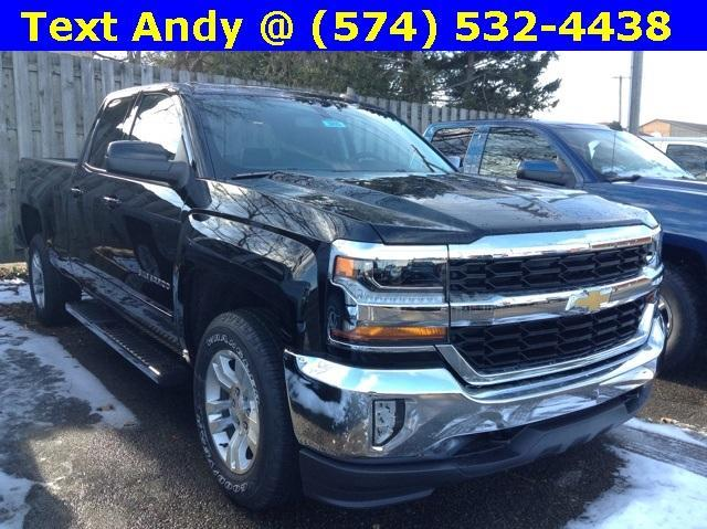 2018 Silverado 1500 Double Cab 4x4, Pickup #M3893 - photo 3