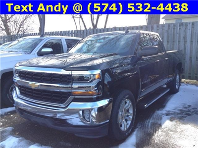 2018 Silverado 1500 Double Cab 4x4, Pickup #M3893 - photo 1
