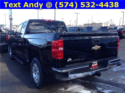 2018 Silverado 1500 Double Cab 4x4, Pickup #M3893 - photo 2