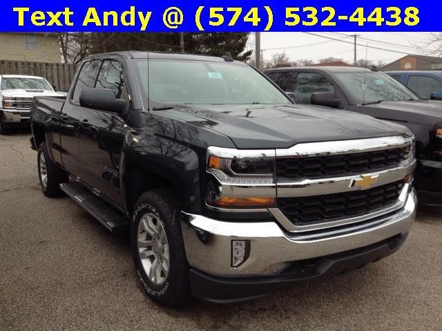 2018 Silverado 1500 Double Cab 4x4,  Pickup #M3899 - photo 3