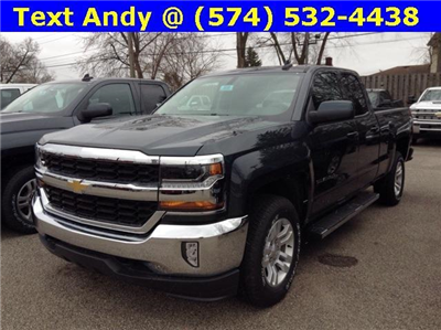 2018 Silverado 1500 Double Cab 4x4,  Pickup #M3899 - photo 1