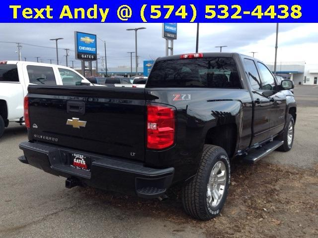 2018 Silverado 1500 Double Cab 4x4, Pickup #M3945 - photo 4