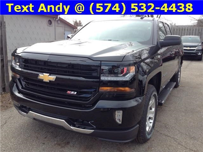 2018 Silverado 1500 Double Cab 4x4, Pickup #M3945 - photo 1