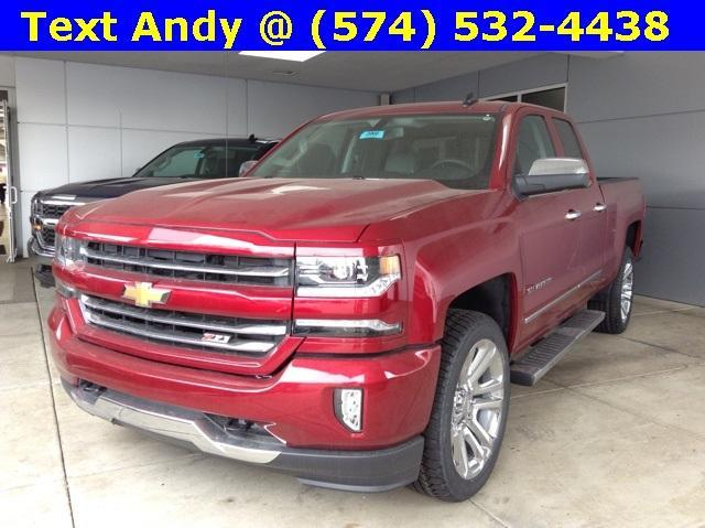 2018 Silverado 1500 Double Cab 4x4,  Pickup #M3966 - photo 3