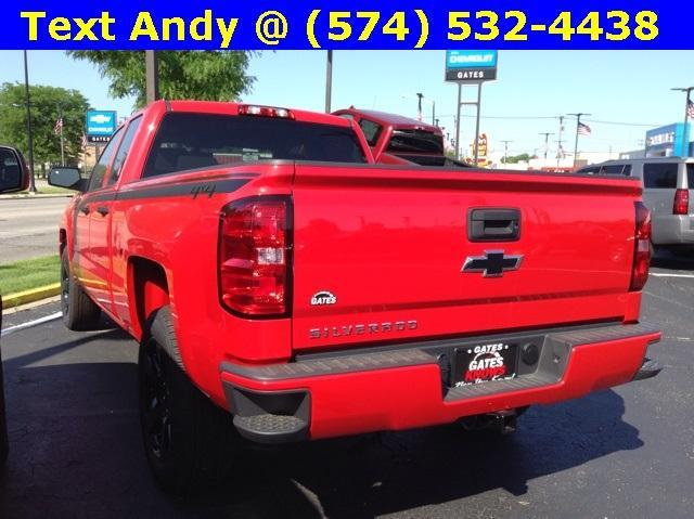 2018 Silverado 1500 Double Cab 4x4,  Pickup #M3972 - photo 2