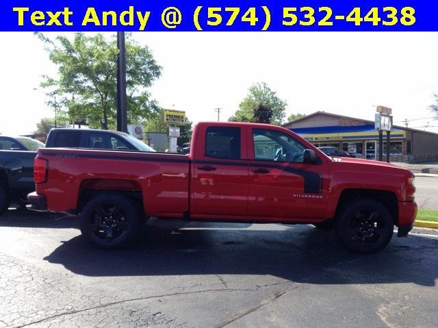 2018 Silverado 1500 Double Cab 4x4,  Pickup #M3972 - photo 5