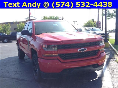 2018 Silverado 1500 Double Cab 4x4,  Pickup #M3972 - photo 3