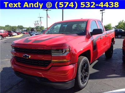 2018 Silverado 1500 Double Cab 4x4,  Pickup #M3972 - photo 1