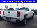 2018 Silverado 2500 Regular Cab 4x4,  Pickup #M4001 - photo 4