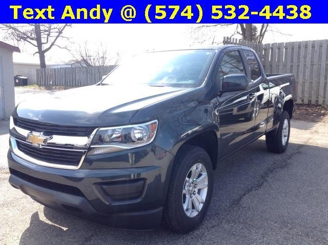 2018 Colorado Extended Cab 4x4,  Pickup #M4009 - photo 1