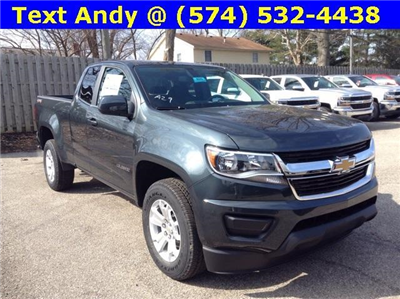 2018 Colorado Extended Cab 4x4,  Pickup #M4009 - photo 3