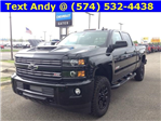 2018 Silverado 2500 Crew Cab 4x4,  Pickup #M4072 - photo 1