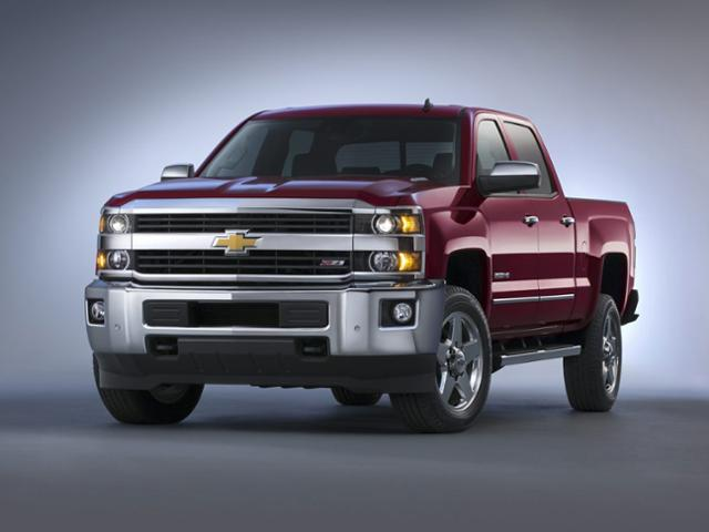 2018 Silverado 2500 Crew Cab 4x4,  Pickup #M4076 - photo 3