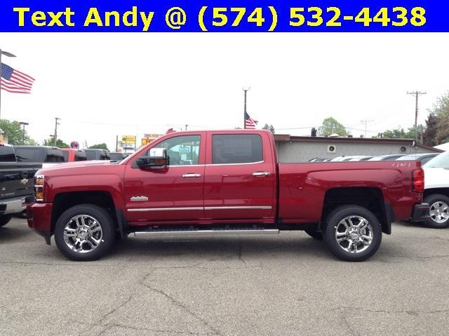 2018 Silverado 2500 Crew Cab 4x4,  Pickup #M4076 - photo 5