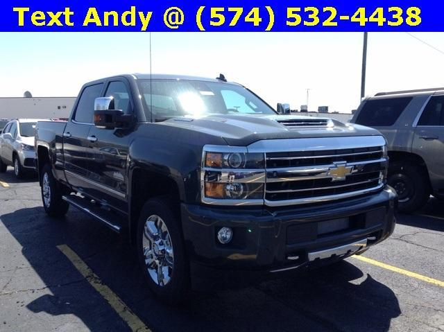 2018 Silverado 2500 Crew Cab 4x4,  Pickup #M4077 - photo 3