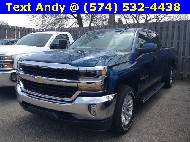 2018 Silverado 1500 Crew Cab 4x4, Pickup #M4081 - photo 1