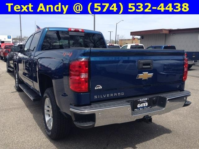 2018 Silverado 1500 Crew Cab 4x4, Pickup #M4081 - photo 2