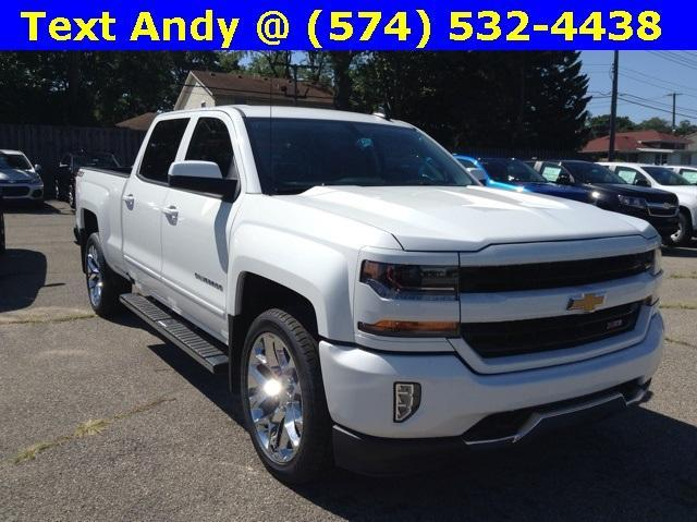 2018 Silverado 1500 Crew Cab 4x4,  Pickup #M4122 - photo 3