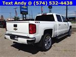 2018 Silverado 1500 Crew Cab 4x4,  Pickup #M4122 - photo 4