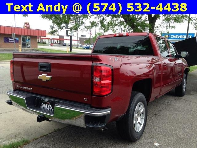 2018 Silverado 1500 Crew Cab 4x4,  Pickup #M4125 - photo 4