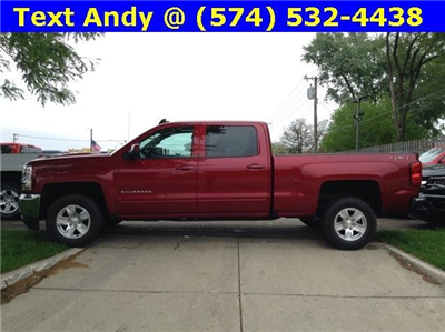 2018 Silverado 1500 Crew Cab 4x4,  Pickup #M4125 - photo 5