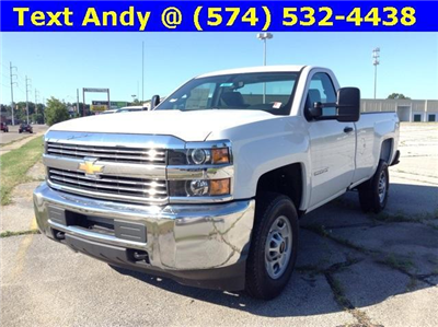 2018 Silverado 2500 Regular Cab 4x4,  Pickup #M4221 - photo 1
