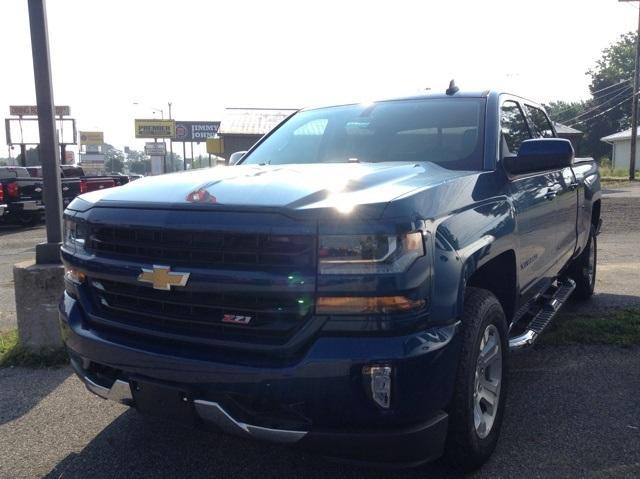 2018 Silverado 1500 Crew Cab 4x4,  Pickup #M4356 - photo 1