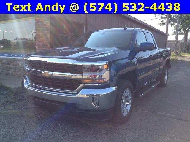 2019 Silverado 1500 Double Cab 4x4,  Pickup #M4584 - photo 1