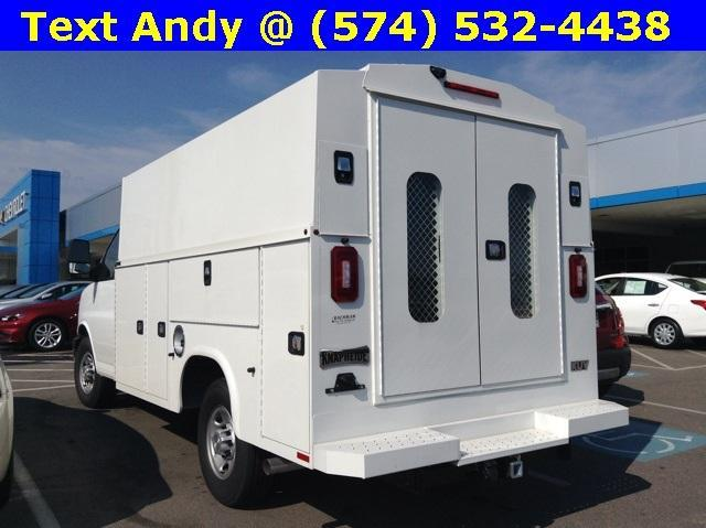 2018 Express 3500 4x2,  Service Utility Van #M4607 - photo 2