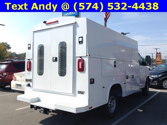 2018 Express 3500 4x2,  Service Utility Van #M4607 - photo 4