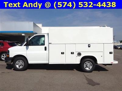 2018 Express 3500 4x2,  Service Utility Van #M4607 - photo 5