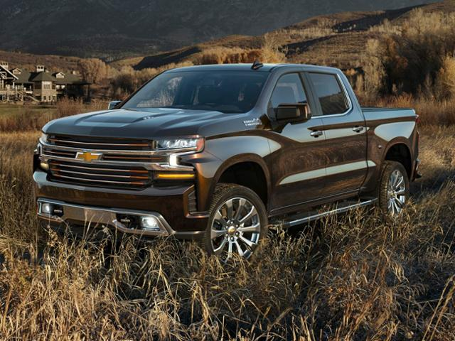 2019 Silverado 1500 Crew Cab 4x4,  Pickup #M4622 - photo 3
