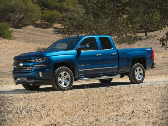 2019 Silverado 1500 Double Cab 4x4,  Pickup #M4636 - photo 3