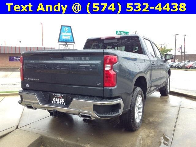 2019 Silverado 1500 Crew Cab 4x4,  Pickup #M4665 - photo 4
