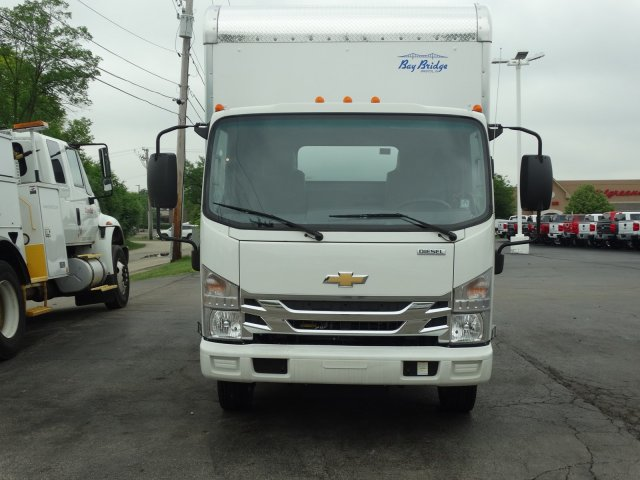 2017 LCF 4500XD Regular Cab 4x2,  Bay Bridge Cutaway Van #1467 - photo 4