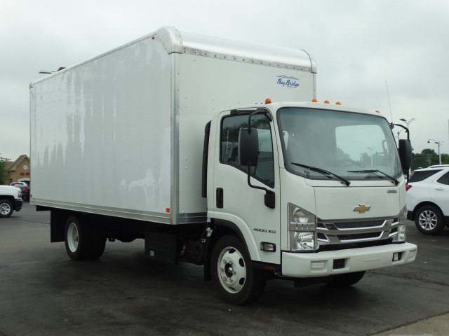 2017 LCF 4500XD Regular Cab 4x2,  Bay Bridge Sheet and Post Cutaway Van #1467 - photo 6