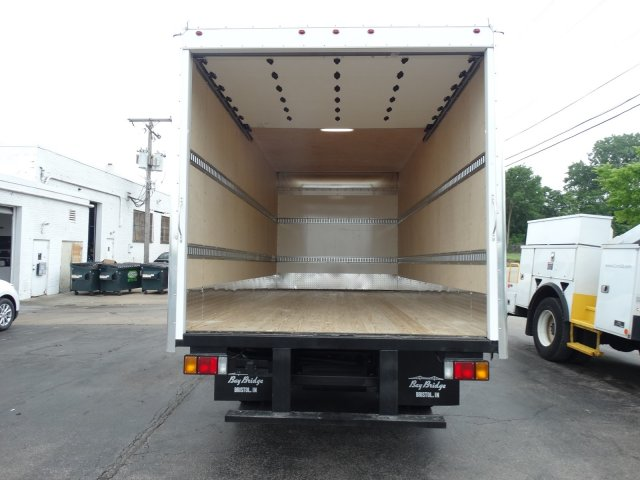 2017 LCF 4500XD Regular Cab 4x2,  Bay Bridge Sheet and Post Cutaway Van #1467 - photo 2