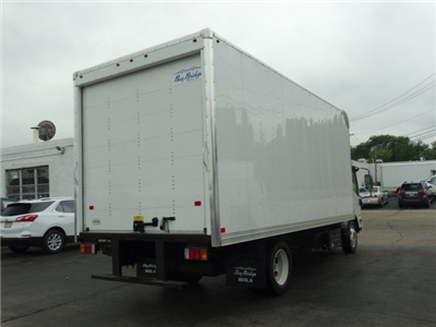 2017 LCF 4500XD Regular Cab 4x2,  Bay Bridge Sheet and Post Cutaway Van #1467 - photo 7
