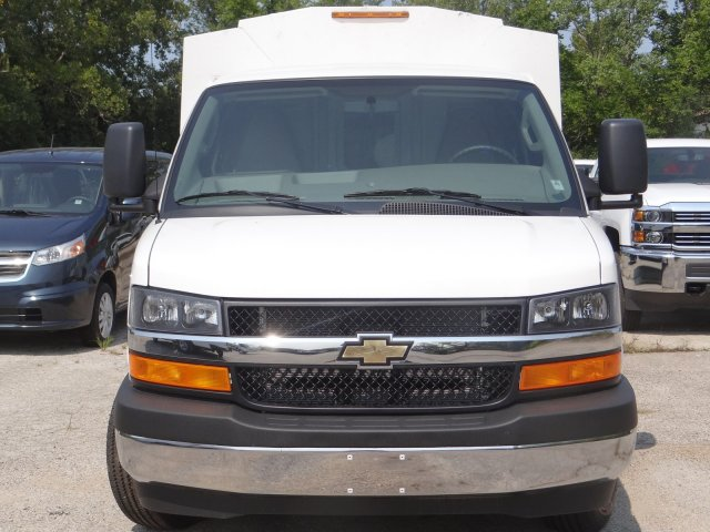 2017 Express 3500 4x2,  Knapheide Service Utility Van #64513 - photo 4