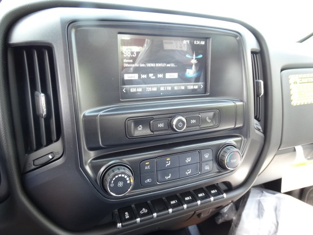 2017 Silverado 3500 Regular Cab DRW 4x4, Monroe Dump Body #64557 - photo 14