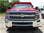 2017 Silverado 3500 Regular Cab DRW 4x4, Monroe MTE-Zee Dump Dump Body #64557 - photo 4
