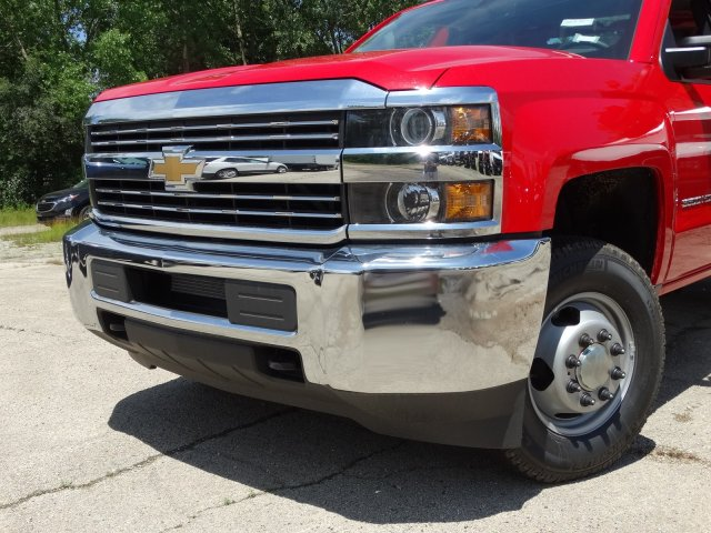 2017 Silverado 3500 Regular Cab DRW 4x4,  Monroe Dump Body #64558 - photo 3