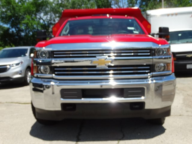 2017 Silverado 3500 Regular Cab DRW 4x4,  Monroe Dump Body #64558 - photo 4