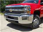 2017 Silverado 3500 Regular Cab DRW 4x4, Monroe MTE-Zee Dump Dump Body #64558 - photo 3