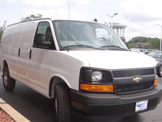 2017 Express 2500 Cargo Van #64709 - photo 6