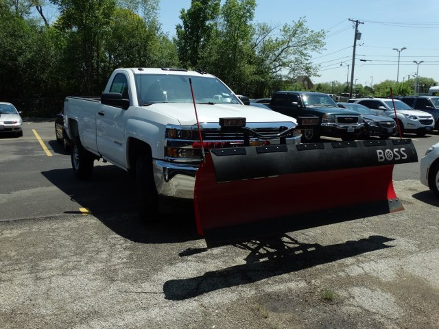 2018 Silverado 2500 Regular Cab 4x4,  Pickup #65111 - photo 19