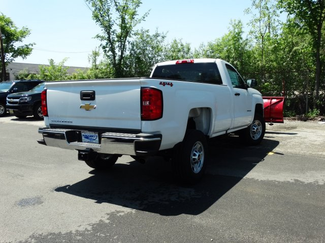 2018 Silverado 2500 Regular Cab 4x4,  Pickup #65111 - photo 2