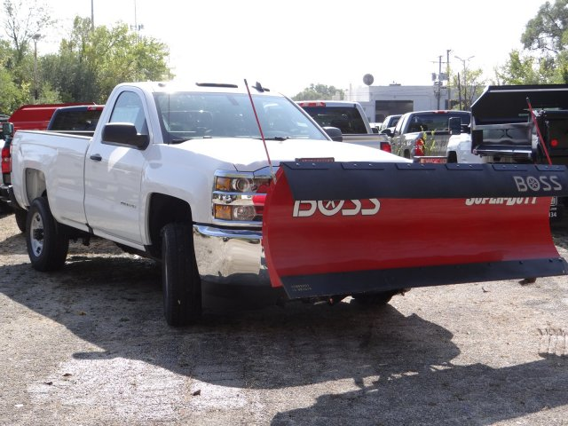 2018 Silverado 2500 Regular Cab 4x4,  Pickup #65111 - photo 18