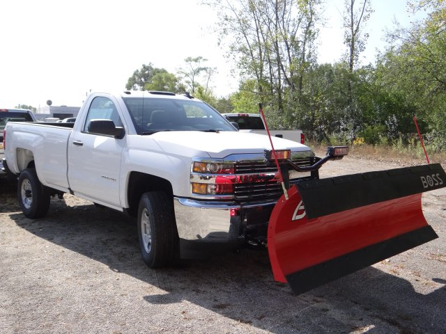 2018 Silverado 2500 Regular Cab 4x4,  Pickup #65117 - photo 12