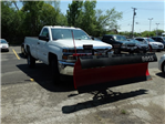 2018 Silverado 2500 Regular Cab 4x4,  BOSS Snowplow Pickup #65117 - photo 11